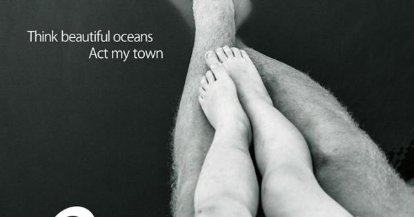 前の記事: Think beautiful oceans, Act my town.