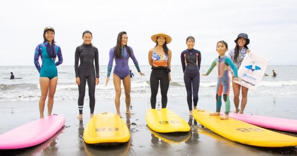 前の記事: 『海の寺子屋 GIRLS SURF CAMP ~ 海と日本プロジェクト ~