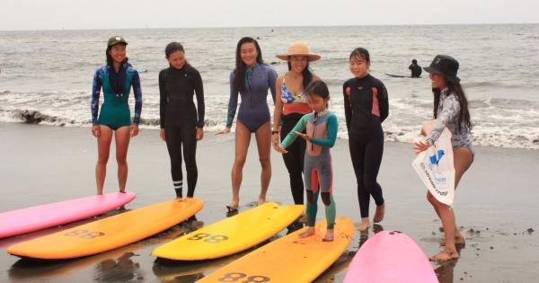 次の記事: 『海の寺子屋 GIRLS SURF CAMP ~ 海と日本プロジェクト ~